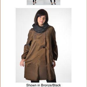 Mycra Pac reversible rain coat